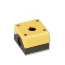 Пост кнопочный, желтый M22-IY1