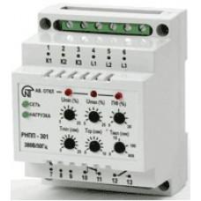 Реле контроля фаз РНПП-301 380В