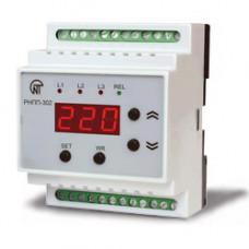 Реле контроля фаз РНПП-302 380В индикация