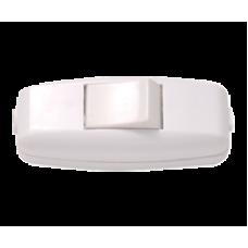 Выключатель промежуточный белый-белый