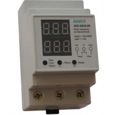 Реле захисту електродвигунів насосів однофазное ADECS ADC-0210-05