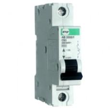 Автоматический выключатель АВ 2000 1п 3 А, 4,5кА