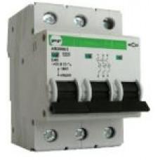 Автоматический выключатель АВ 2000 3п 6 А, 4,5кА