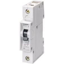 Автоматический выключатель 5SX2 140-6 40 А, 1полюс, хар-ка B SIEMENS