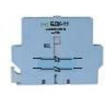 Блоки додаткових контактів БДК13Б-11н