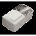 Выключатель + Розетка с заземляющим контактом, с крышкой EL-BI EVA IP54