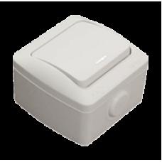 Выключатель с подсветкой EL-BI EVA IP54