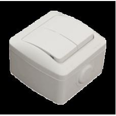 Двойной выключатель EL-BI EVA IP54