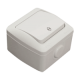 Выключатель проходной с подсветкой EL-BI EVA IP54