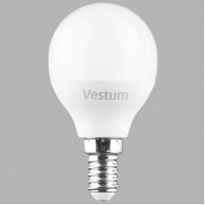 Лампа LED Vestum G45 8W 4100K 220V E14