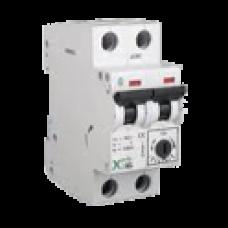 Автоматический выключатель PL6-B25/2