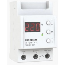 Реле контроля напряжения ZUBR D32se
