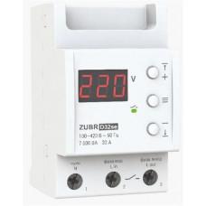 Реле контролю напруги ZUBR D32se