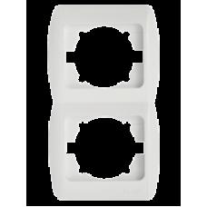 Рамка подвійна вертикальна EL-BI ZIRVE