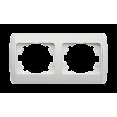 Рамка двойная горизонтальная EL-BI ZIRVE