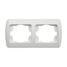 Рамка подвійна горизонтальна EL-BI ZIRVE