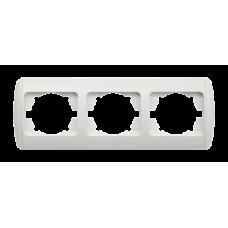 Рамка тройная горизонтальная EL-BI ZIRVE