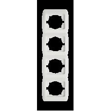 Рамка четверная вертикальная EL-BI ZIRVE