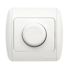 Выключатель реостатного типа (диммер, светорегулятор) 500Вт. EL-BI ZIRVE