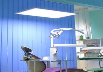 Безтіньові LED медичні світильники